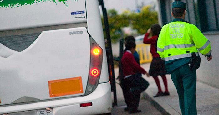 Кампания по контролю школьного транспорта