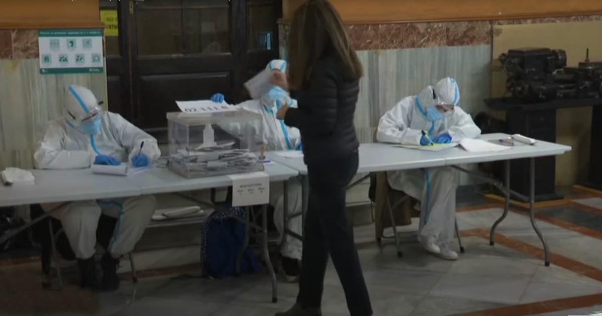 Результаты выборов в Каталонии