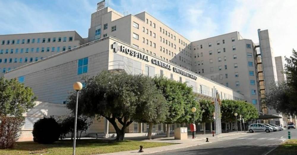 В Аликанте снижается нагрузка в больницах