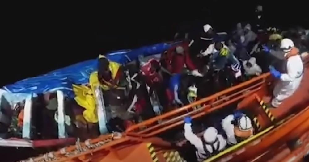 Задержаны владельцев семи лодок, перевозивших мигрантов на Гран-Канарию