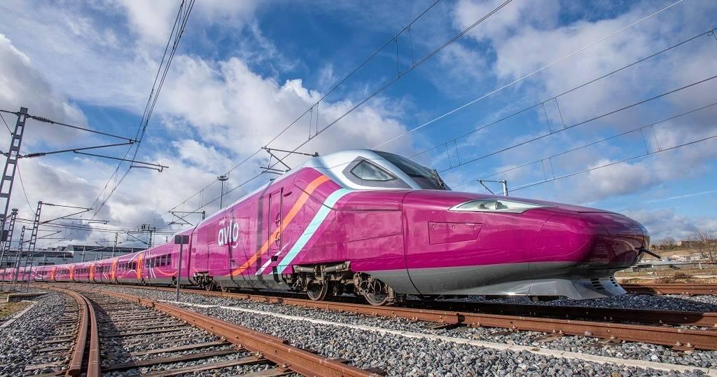 Renfe запустил свои первые поезда low cost