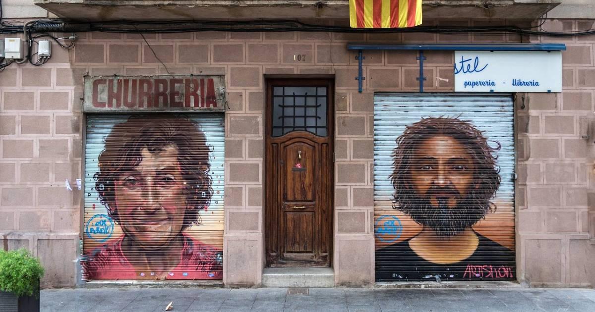 В Барселоне растет движение за перевод коммерческих помещений в жилые