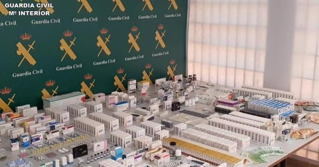 В Аликанте пресечена деятельность преступной группировки, занимающейся незаконной продажей наркотиков в спортзалах, магазинах и аптеках