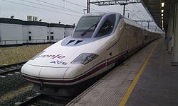 Поезда Renfe серии 112 pato (утенок)