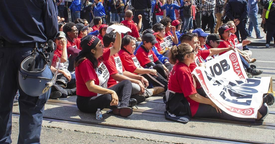 1 мая в Аликанте пройдут демонстрации профсоюзов
