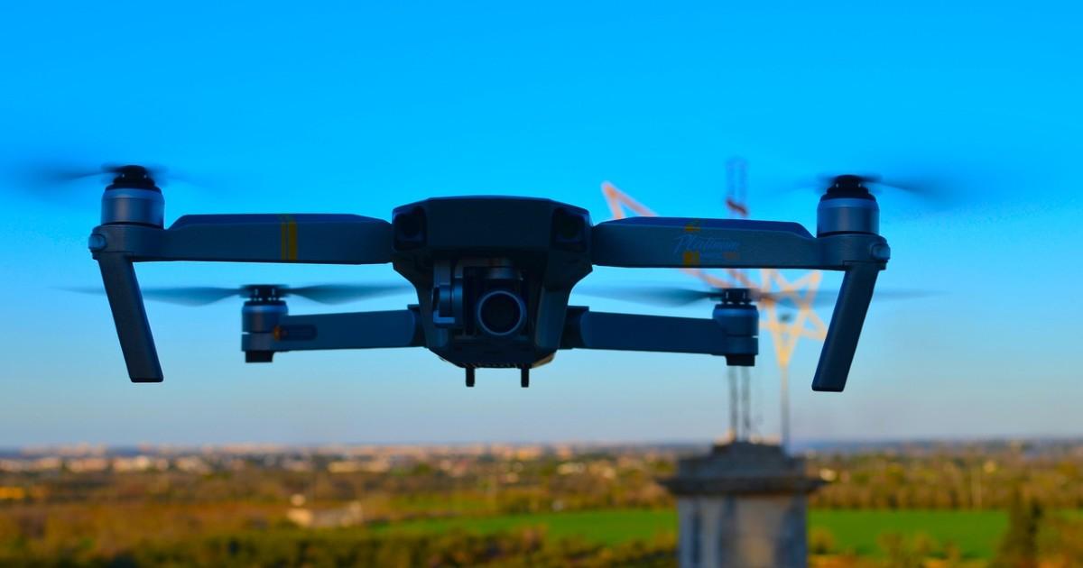 В течение Страстной недели DGT ведет контроль движения с помощью дронов