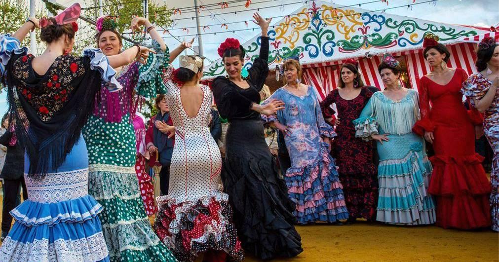 Апрельская ярмарка в Севилье состоится