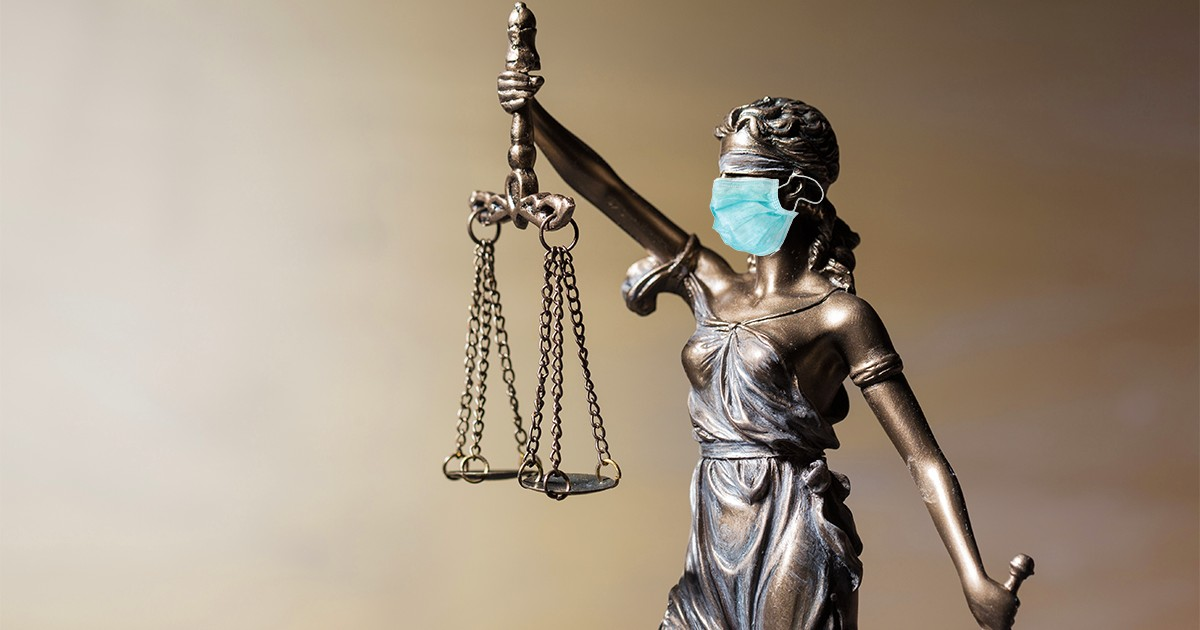 Высший суд Андалусии вносит путаницу в правомерность введения антиковидных мер