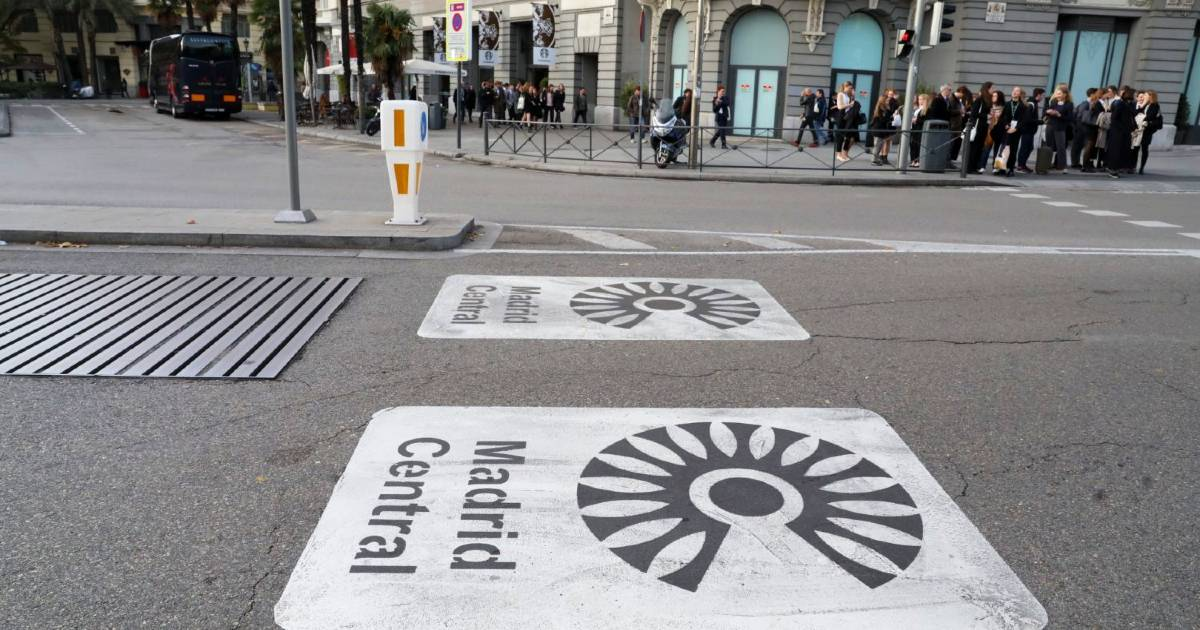 В Мадриде будут штрафовать за нарушения, которые отменил Верховный суд