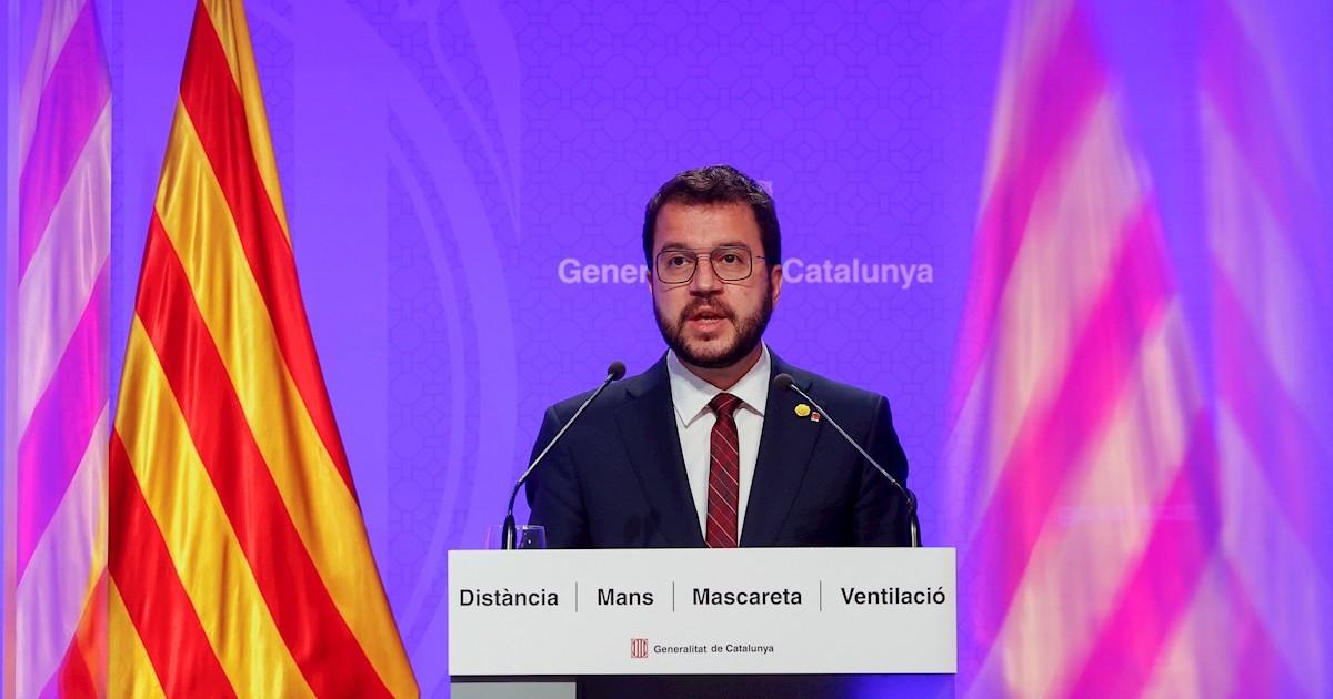 В Каталонии официально избран глава Женералитета
