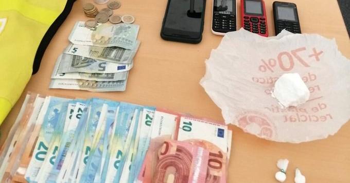 В Валенсии арестован продавец лотереи, продававший кокаин