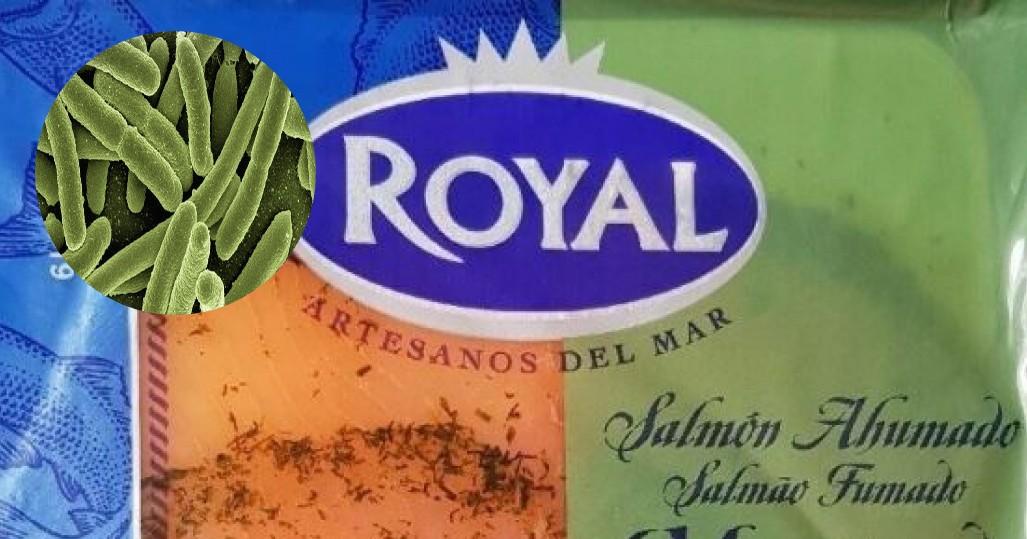 В Альмерии обнаружена партия лосося с бактерией листерией