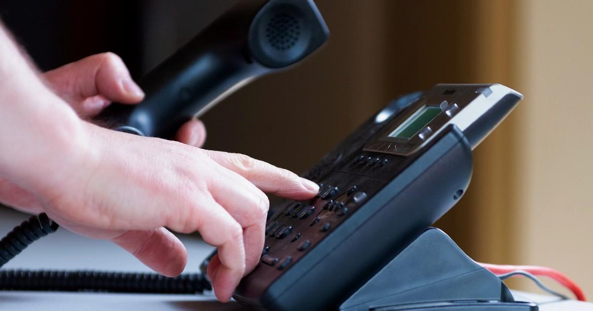 Национальная полиция ликвидировала преступную группу, укравшую более полутора миллионов евро с помощью телефонной техники вишинга