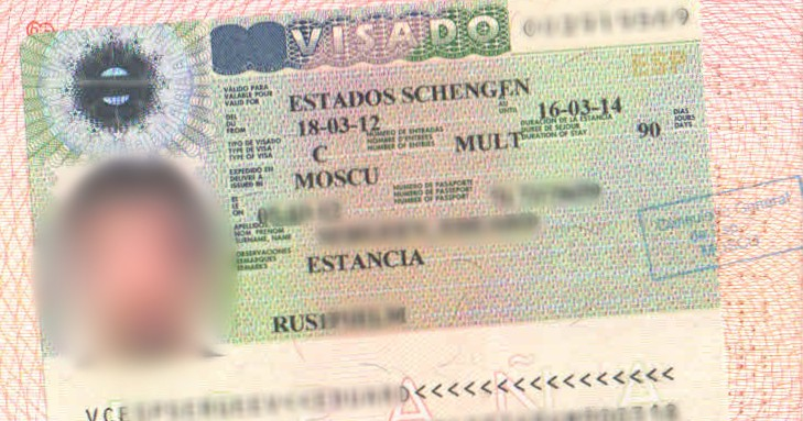 Визы в Испанию начнут выдавать с 1 июня 2021