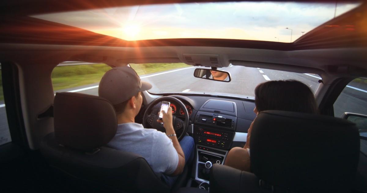 92% водителей в Испании боятся поведения другого водителя