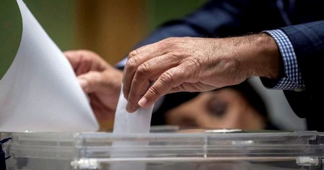 22% мадридцев определились со своим выбором во время предвыборной кампании