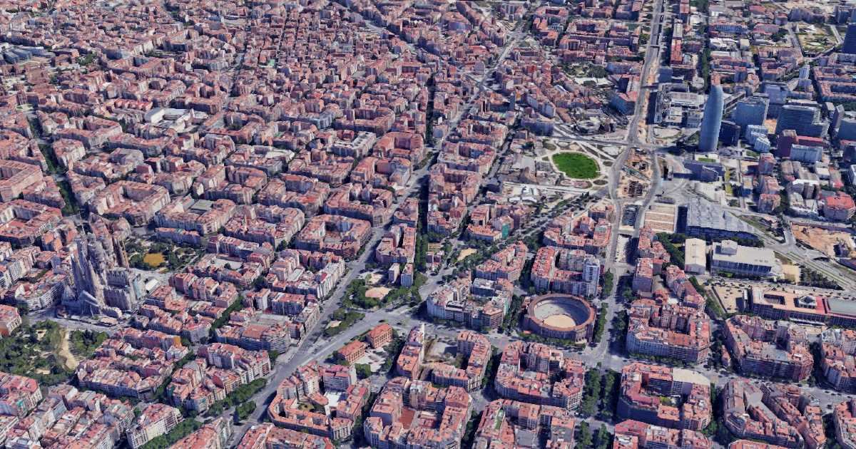 Барселона на втором месте в мире по рейтингу лучших улиц