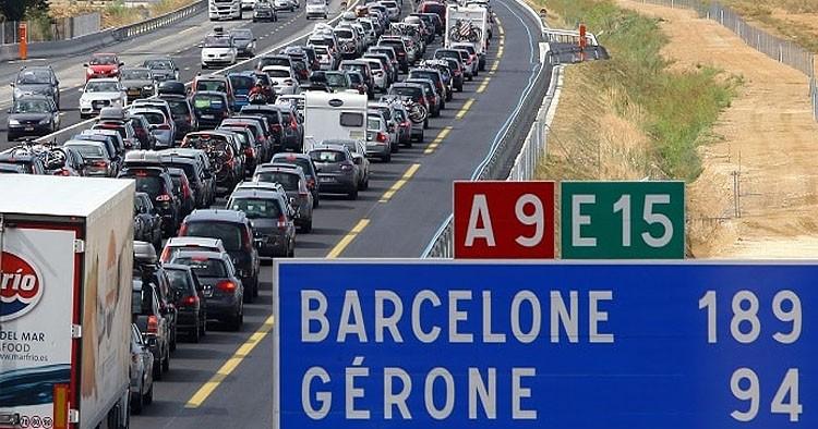 На сухопутной границе Испании и Франции требуется предъявления теста на COVID