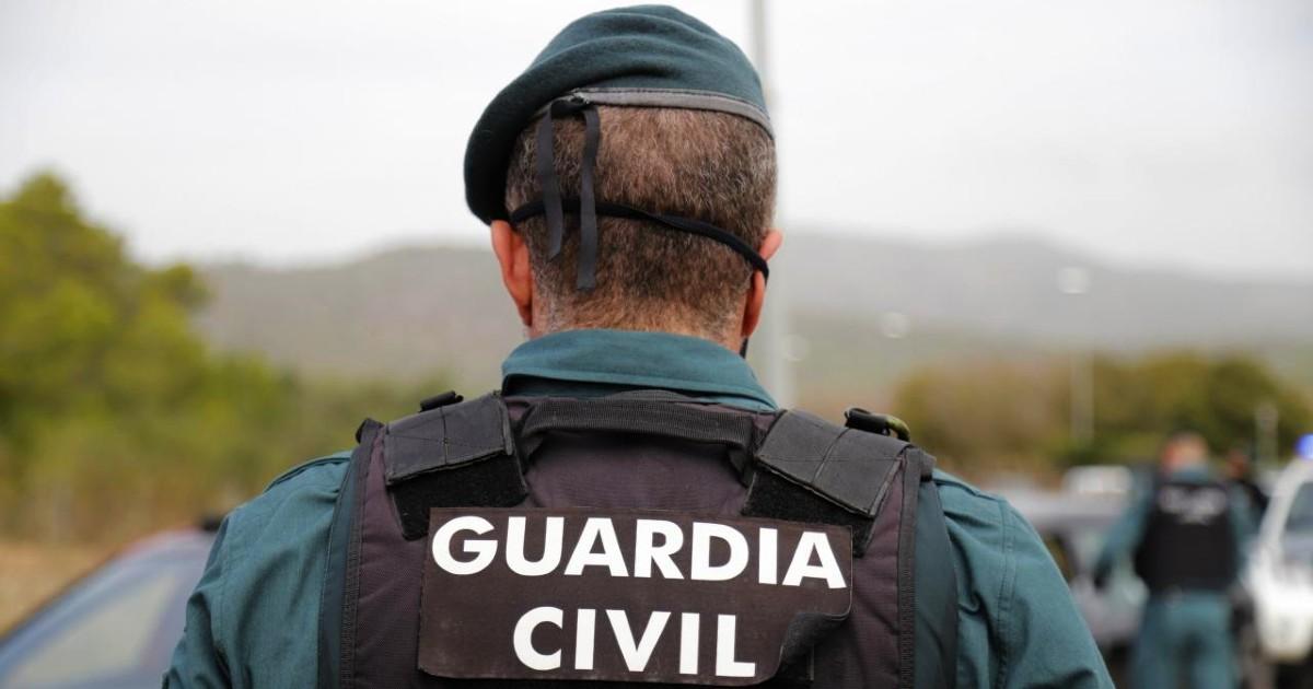 Операция Гражданской гвардии и Интерпола в Андалусии против наркоторговцев