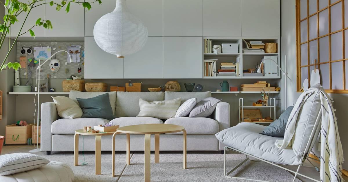 IKEA даст возможность арендовать мебель