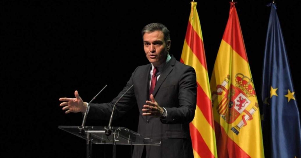 Сторонники независимости Каталонии протестуют против Педро Санчеса