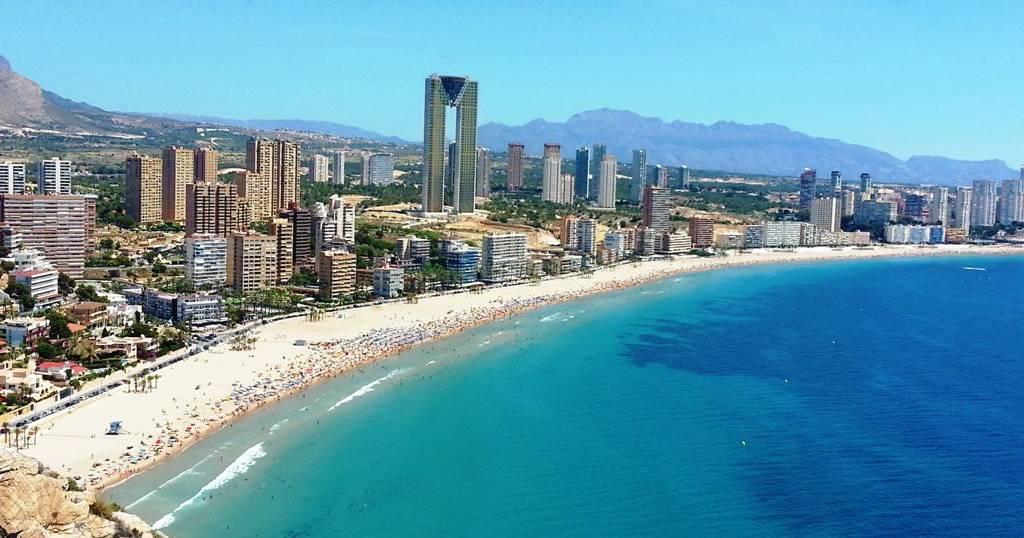 Пляжи в провинции Аликанте остаются закрытыми на Сан Хуан