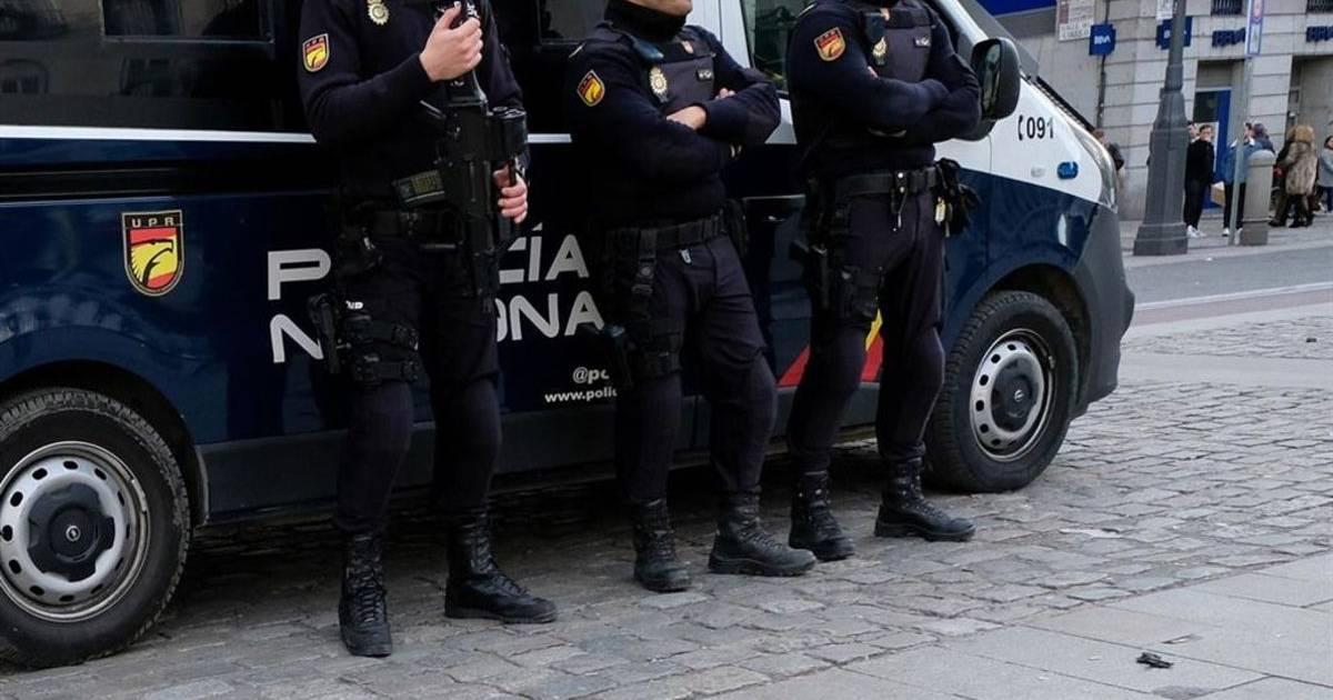 В Малаге задержаны члены преступной организации по обороту кокаина
