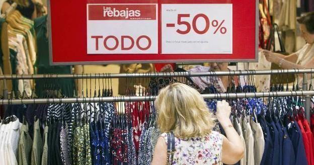 Распродажи в модных магазинах - уже скоро