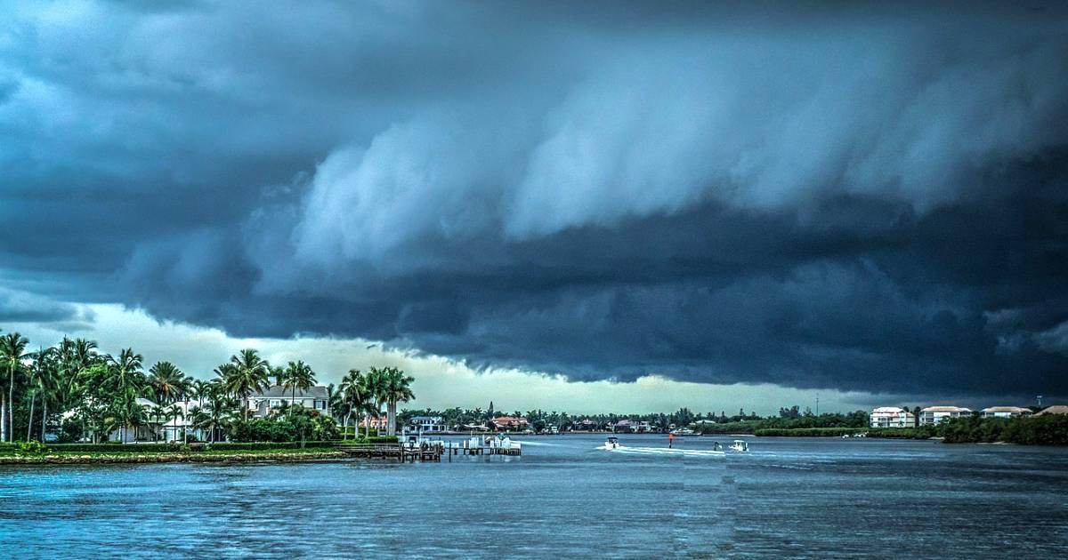 Канарские острова в ожидании сезона ураганов