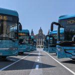 Барселона обновила парк автобусов, связав центр с аэропортом
