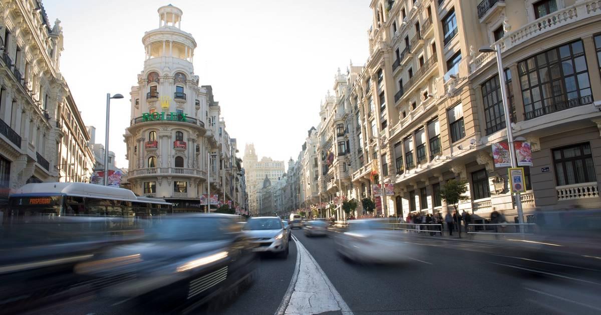 Новая ультрасовременная сеть будет измерять шум от движения и ночной жизни в Мадриде