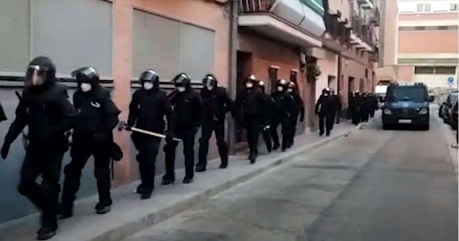 В Мадриде проведена операция по выселению окупасов из 31 квартиры