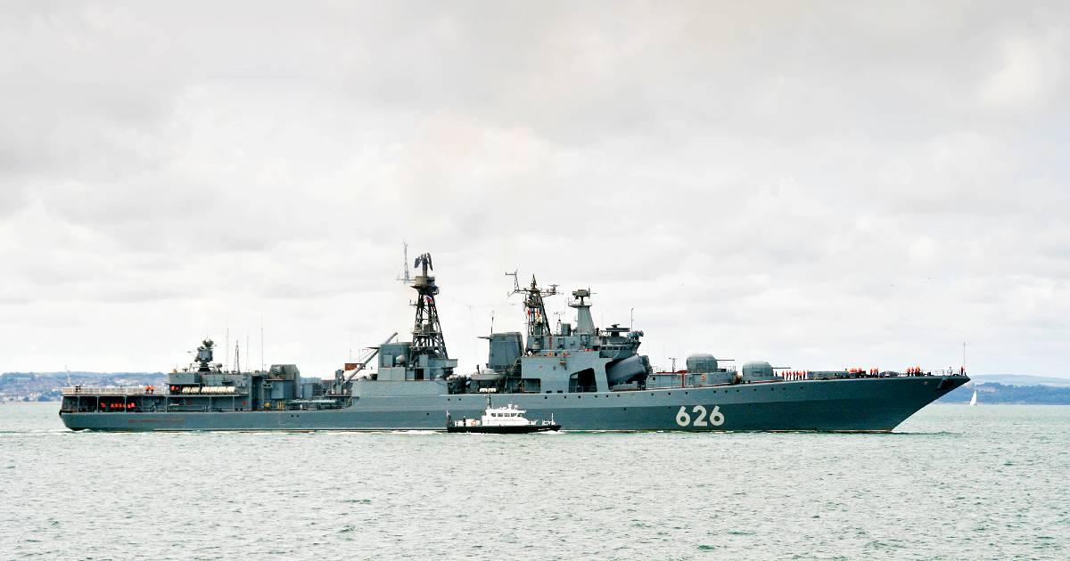 Россия обвиняет Испанию в «русофобии» из-за отказа в заходе российских кораблей в Сеуту