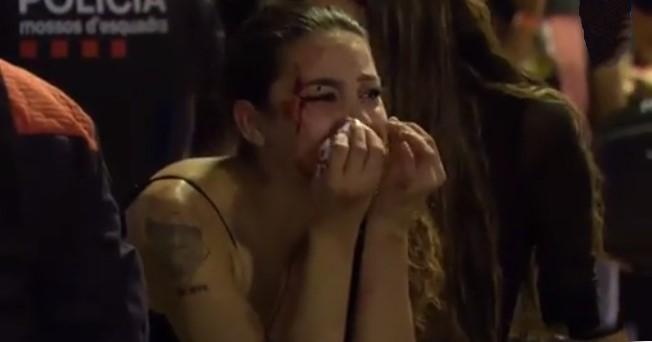 Тусовка на 40 000 человек в Барселоне привела к травмам и сексуальному насилию