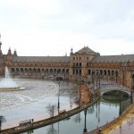 В Андалусии желтое предупреждение из-за опасности штормов
