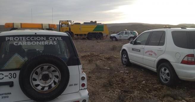 Девять тел обнаружено на пляжах Альмерии на этой неделе