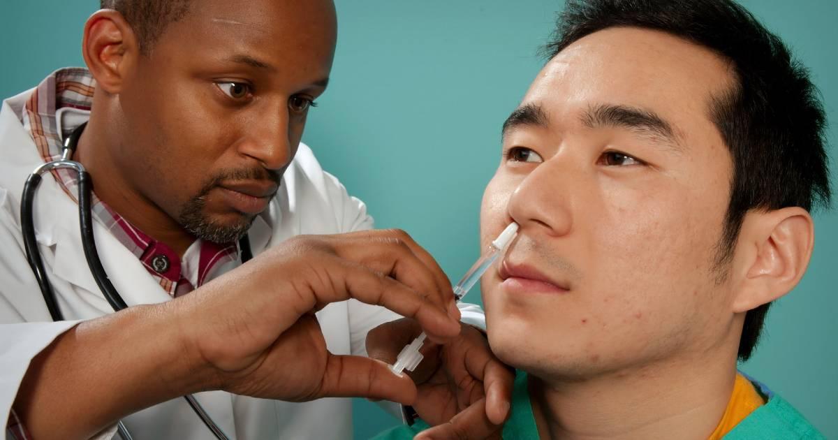 Появились интраназальные вакцины против Covid