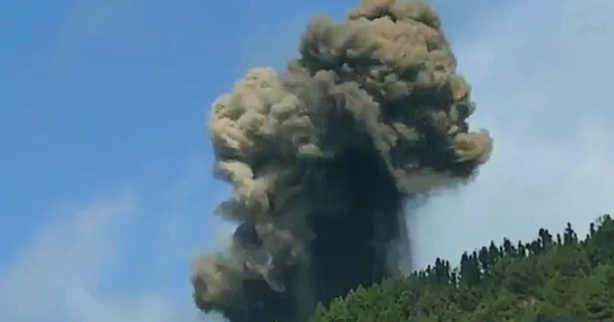 Извержение вулкана на Ла-Пальма началось сегодня