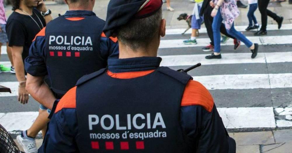 Количество нападений на полицейских в Каталонии увеличилось на 70%