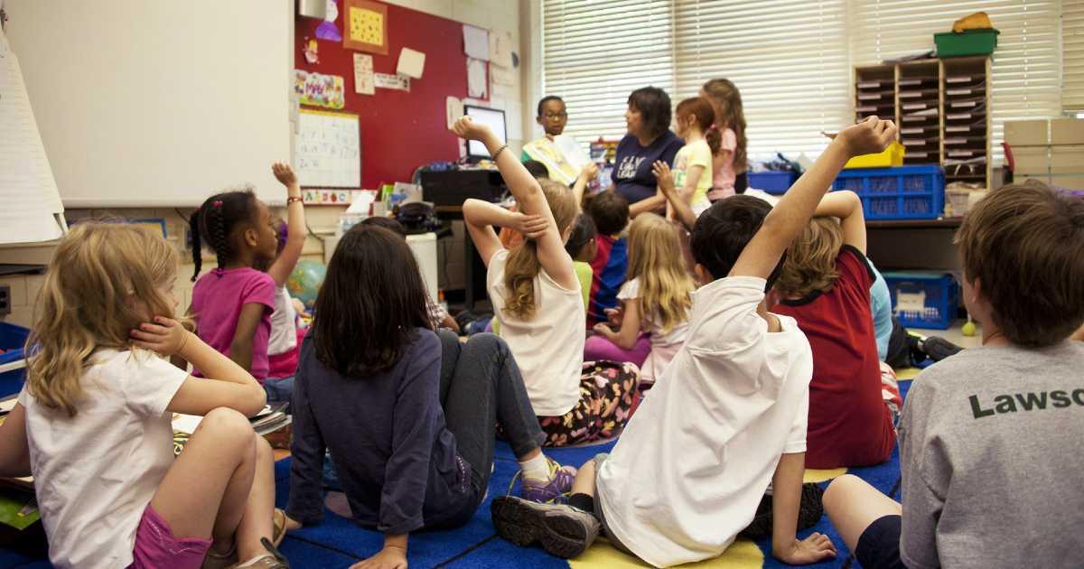 В Андалусии 8 из 10 иностранных детей учатся в государственных школах