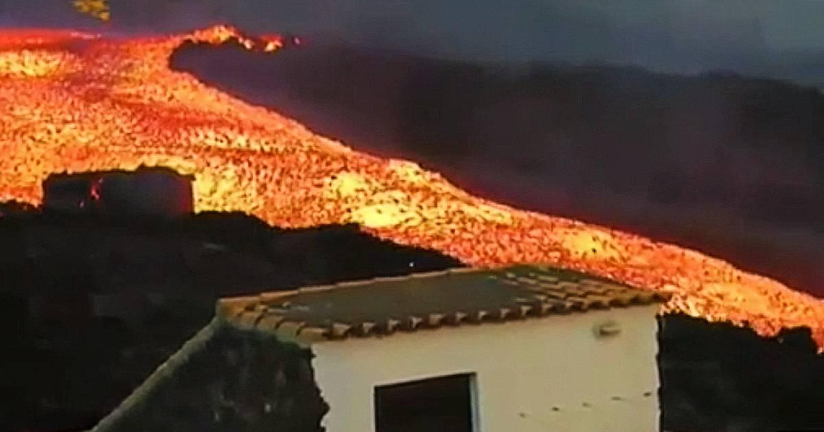 Ученые признают, что вулкан Кумбре Вьеха их удивляет. Хуана Вегас, глава испанского геологического наследия, объяснила в эту пятницу, что они ожидали «чего-то более скромного» по продолжительности и количеству лавы. Экстренные службы все еще ждут последних излияний вулкана Кумбре Вьеха, который геологи иногда описывают как истинное лавовое цунами из-за скорости пика и который в настоящее время принимает форму водопада. В районе Ла-Лагуна, в Лос-Льянос-де-Аридане, было эвакуировано почти тысяча жителей за два дня из-за опасения по поводу скопления пепла на крышах. Под землей сохраняется сейсмичность, которая усилилась. Сегодня в семь утра повторилось рекордное землетрясение магнитудой 4,5.